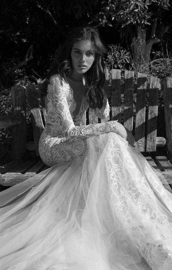 Wedding Ideas: 20 Romantic Ways to Use Lace - MODwedding