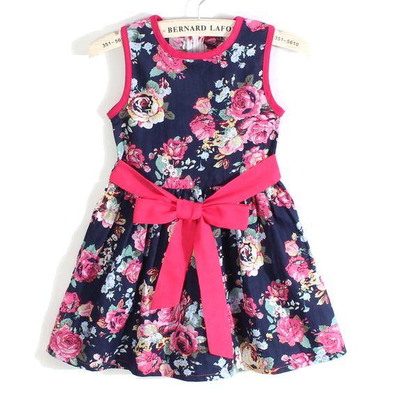 age 9 maxi dress floral