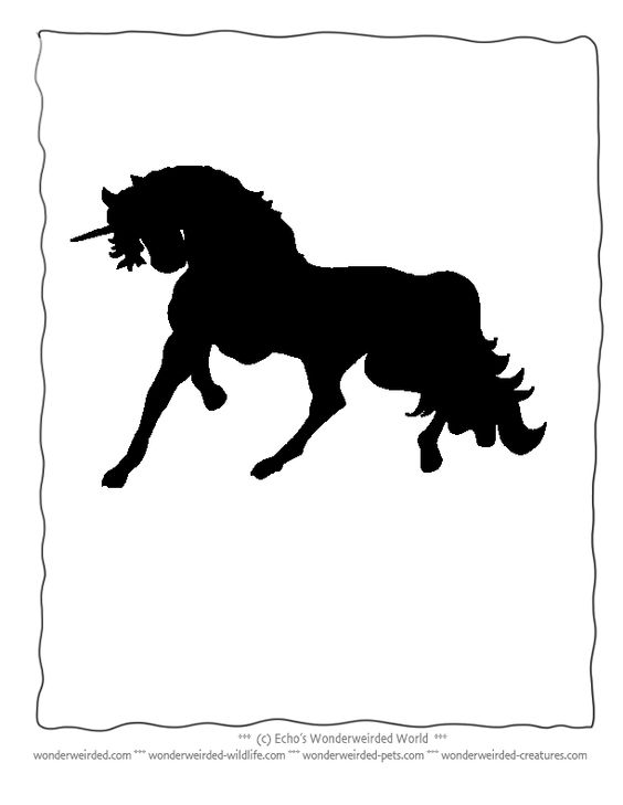Realistic Unicorn Coloring Pictures Book FREE to print at ...