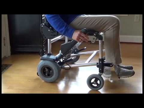 Zinger Portable Power Chair Reviews