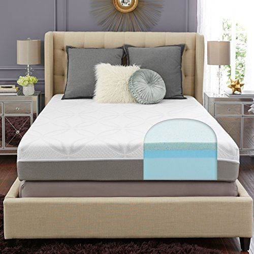 Trupedic 10 Inch Queen Gel Memory Foam Mattress Firm Firm Gel Memory Foam Mattress Memory Foam Mattress Mattress Sets