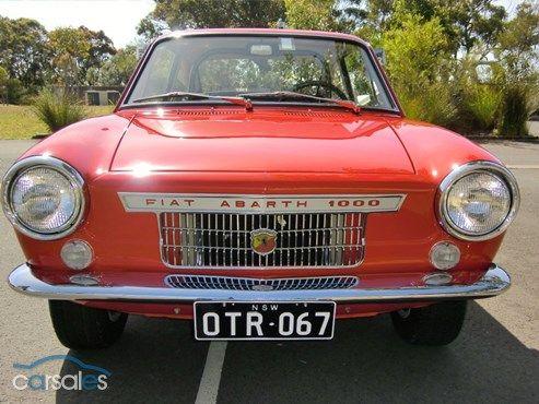 1967 Fiat ABARTH OTR 1000