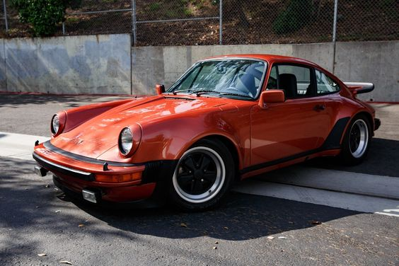 1976 Porsche-930 Turbo Coupe Russo Steele