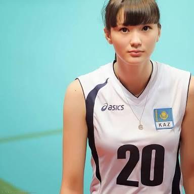 美人すぎるバレー選手!サビーナ・アルシンベコバの可愛すぎる高画質な画像