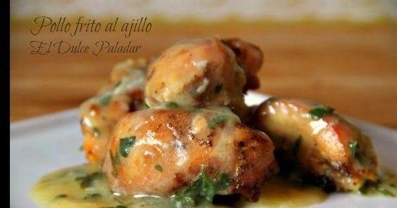 La autora del blog EL DULCE PALADAR nos deja 4 recetas de pollo que no pueden faltar en nuestro recetario: al chilindrón, al ajillo, asado y en pepitoria.