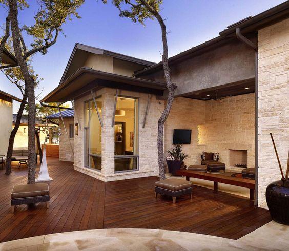 Flawless Contemporary Balcony