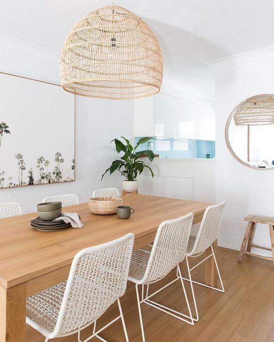 35 The Best Organic Dining Room Design Ideas Organic Dining Room