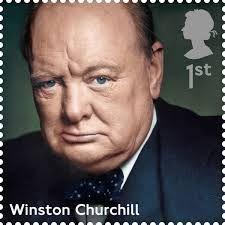 Sir Winston Leonard Spencer-Churchill (30 de noviembre de 1874 – Londres, 24 de enero de 1965) fue un estadista, historiador, escritor, militar, orador y primer ministro británico.