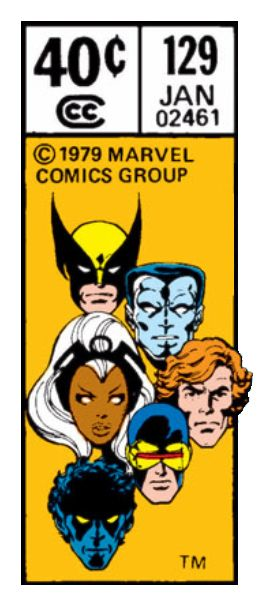 Corner Box from Uncanny X-Men #129 (1980) I never understood why John Byrne did not include PHOENIX in this.  She was the only thing missing.-David M.