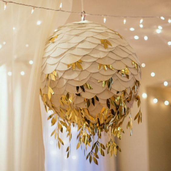 Break out this piñata for your big day.