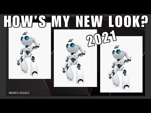 How S My New Look Youtube In 2021 Funny Memes Funny Character