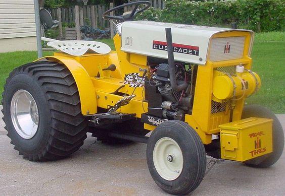 Custom Built Garden Tractors Garden Pulling Tractor Mini Rod Picture Gallery Hopped Up