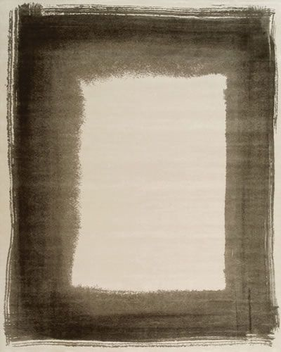 BORDER GREY // Fort Street Studio // Wild Silk Carpets