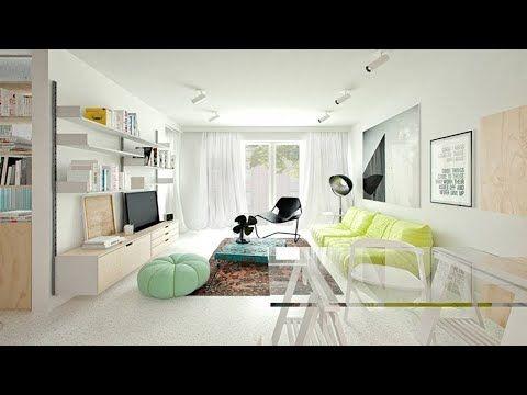 22 Estilos de apartamentos pequenos