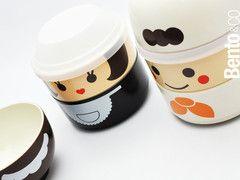 Kokeshi Bento -- perfect for soup