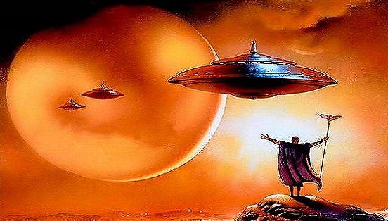 Релігія то іншопланетяни - що буде?