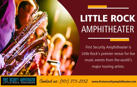 Little Rock Amphitheater