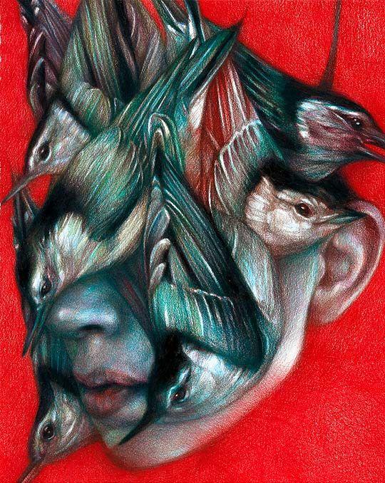 Dibujo de MARCO MAZZONI.