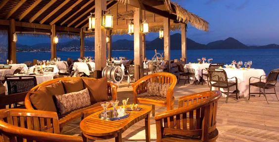 Honeymoon- #3 most anticipated dinner spot- Gordan's