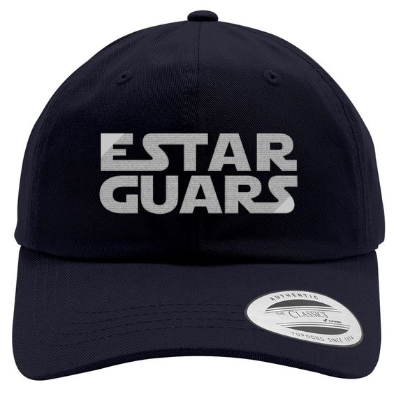 Estar Guars Cotton Twill Hat
