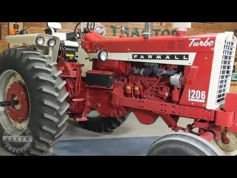 Watch This Before Buying A Restored Tractor In The Shop With Classic Tractor Fever Youtube In 2020 Classic Tractor Tractors Restoration