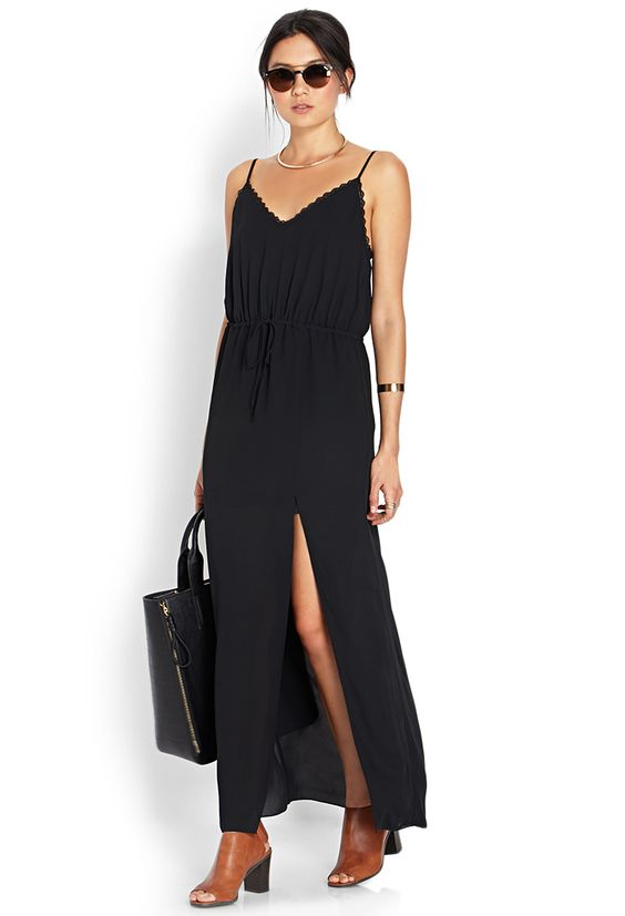 Maxi dress slip pics – Dress best style blog