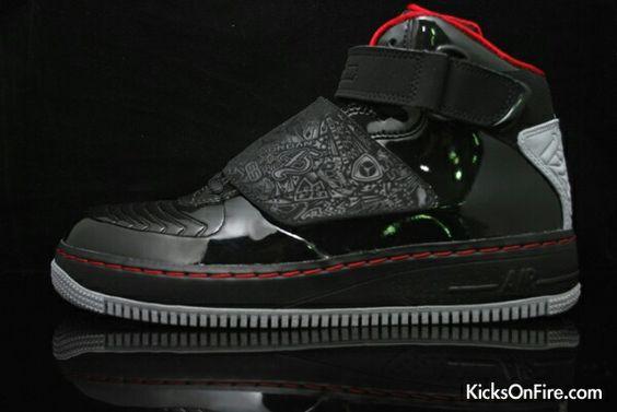 nike aire max femme - Jordan 20 Air Force 1 Fusion Black | Pittsburgh Sneaker Headz ...