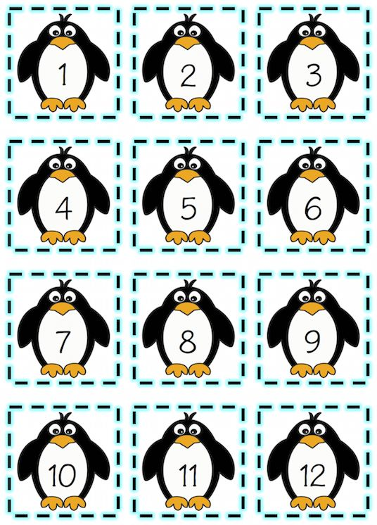 Number cards from 1-100 (actually 1-108) to read and sort, Free ...