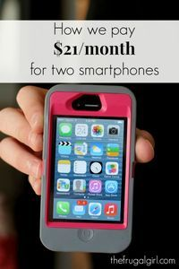 How to have a no-contract iPhone and service as low as $21 a month.