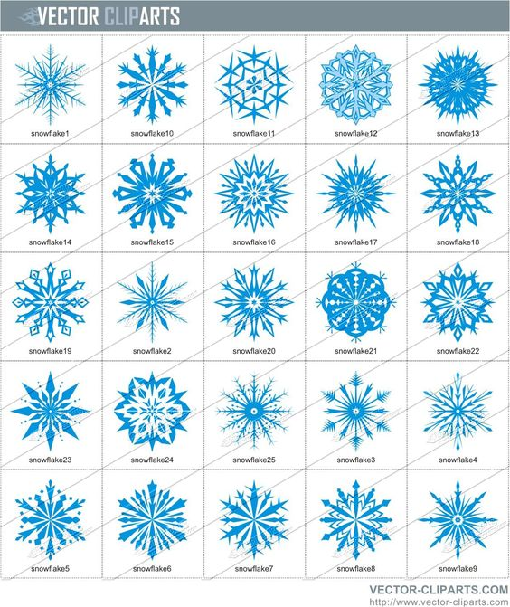 Crochet Snowflakes -- Free Patterns Crochet Angels ...