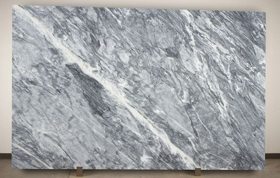 Manchester Grey Marble Slab from Walker Zanger