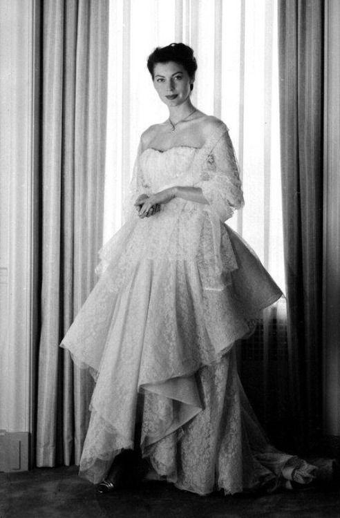 Ava Gardner by Arnold Newman, 1949