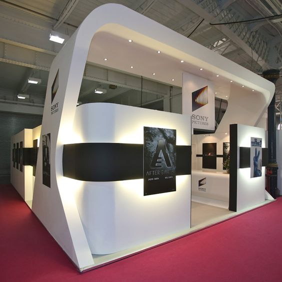 Exhibition Stand Graphic Design : Exhibition stand design brand licensing expo stands