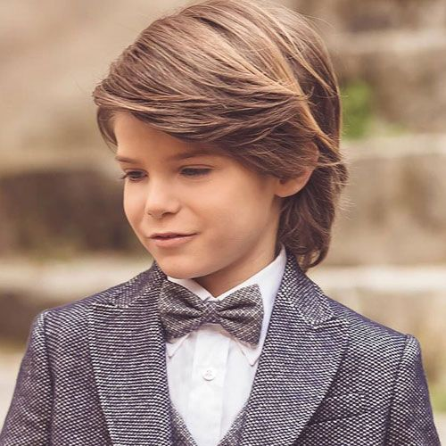 35 Cool Haircuts For Boys 2020 Styles Boys Long Hairstyles Boy Haircuts Long Little Boy Haircuts