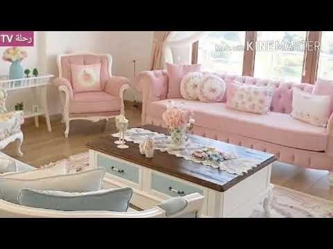 ديكور صالونات تركية تحفة شاهدي الأناقة Youtube Wood Table Diy Furniture Home Decor