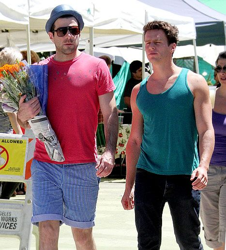 Zachary Quinto Confirms He's Dating Jonathan Groff | Love ...