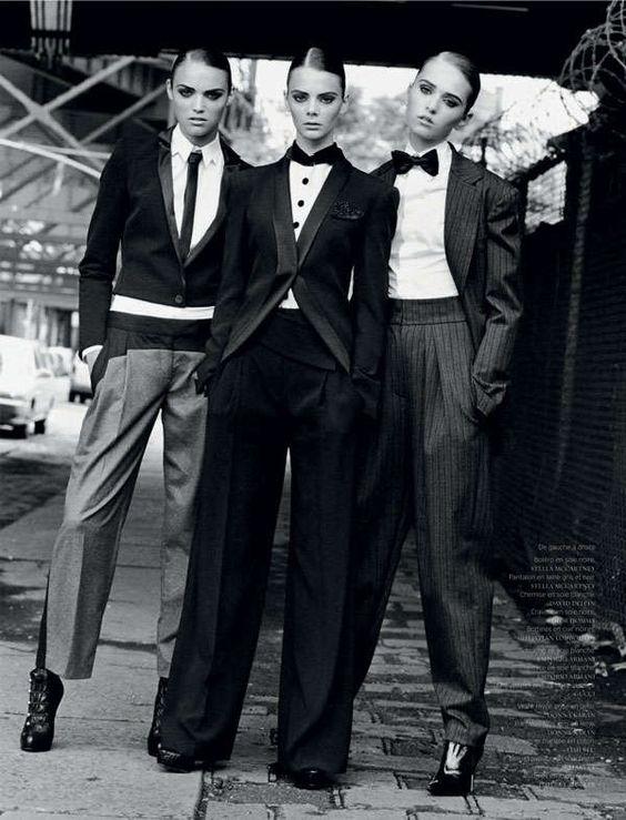 15 Female Power Suits #popculture #trendhunter trendhunter.com…