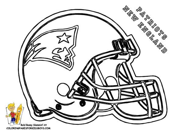 Pinterest the world s catalog of ideas for New england patriots football coloring pages