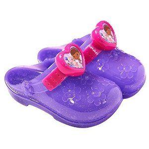 Amazon.com: Disney Doc McStuffins Light-Up Doctor Shoes: Toys & Games