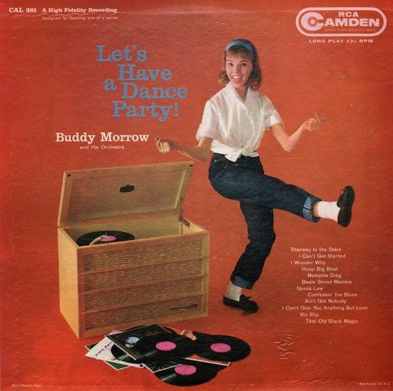 Buddy Morrow LP (RCA Camden)