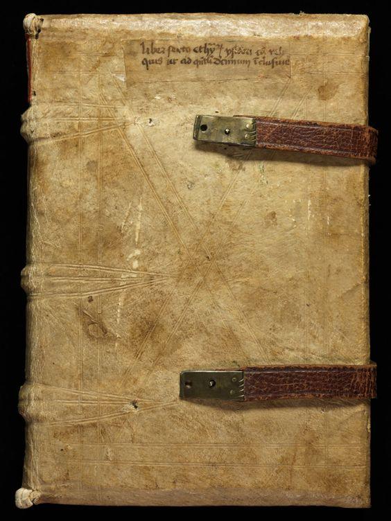 Bibliothèque abbatiale de Saint-Gall, Manuscrit des livres 6 à 8 et 12 à 15 des Etymologies d'Isidore de Séville († 636), copié à partir d'un modèle d'Italie du Nord, à l'Abbaye de Saint-Gall, vers 800 ou peu après.