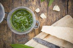 Recette - Pesto maison, la vraie recette   750g
