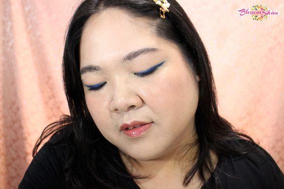 Final look, makeup dengan menggunakan Makeover Powerstay Demi-Matte Cover Cushion