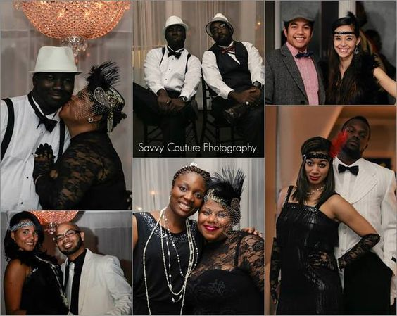 Harlem Nights 30th Birthday Bash! | CatchMyParty.com