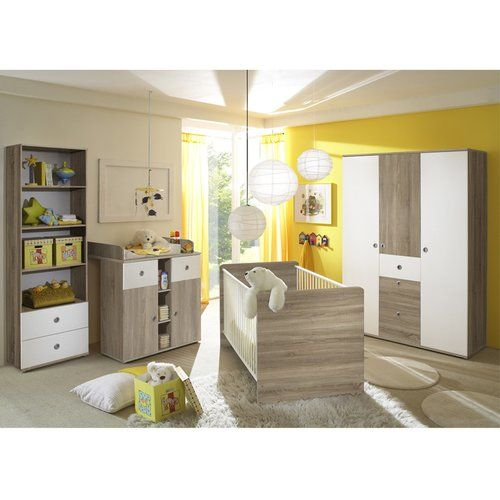 Milu 4 Piece Nursery Furniture Set Ticaa Nursery Furniture Sets Nursery Furniture Bed