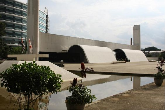 Memorial América Latina - São Paulo, São Paulo