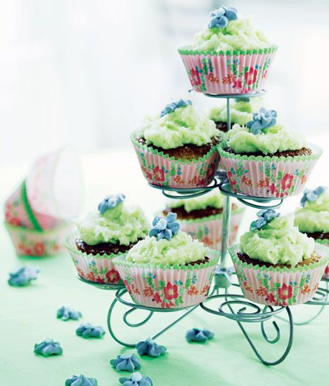 Muffins med topping