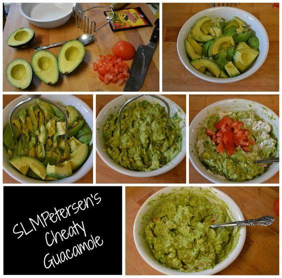 Foodie Friday - My Cheaty Version of Guacamole | SLMPetersen