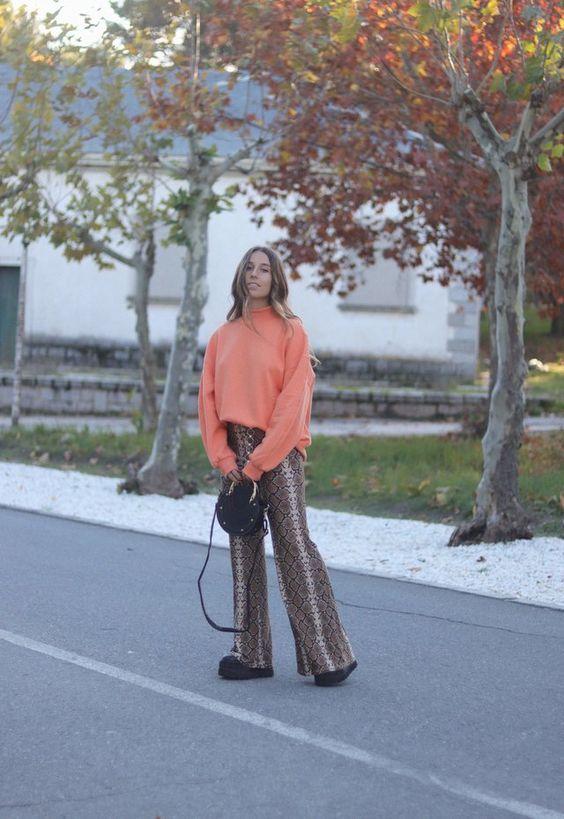 No dejes de apostar por los estampados y los colores que marcan tendencia en este otoño/invierno.#Trendsetters #Looks #TrendenciesBlog