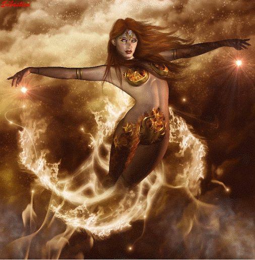 Hexen Initiationsritual, Witches Initiation Ritual